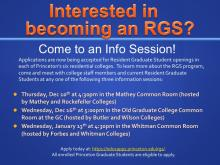 Interested in becoming an RGS image