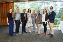 2019 Tribute to Teaching graduate student teaching awardees photo