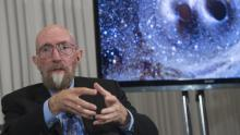 Kip Thorne. Digital Image. Saul Loeb/AFP/Getty Images